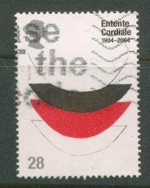 Great Britain QE II  SG 2446 Fine Used