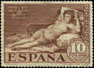 Spain Scott #399 Mint Hinged