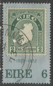 IRELAND 326 VFU Z2912-3