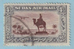 SUDAN C12 AIRMAIL  USED - NO FAULTS VERY FINE!