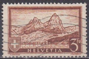 Switzerland #209 F-VF Used CV $5.25 (ST1316)
