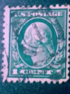 United States #498 Used VF
