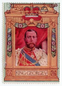 (I.B) Cinderella Collection : Lord Roberts Memorial (King George V)