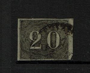 Brazil SC# 22, Used, Hinge Remnant - Lot 090317