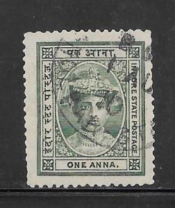 India INDORE #10 Used Single