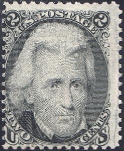 U.S. 73 F+VF NH (12819)