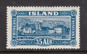 Iceland #147 VF Mint