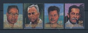 [56858] Micronesia 1994 Local personalities MNH