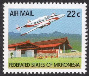 MICRONESIA SCOTT C43