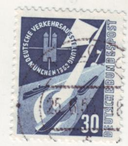 J102 jl,s stamps 1953 germany rr& signal hv of set 22.50 scv