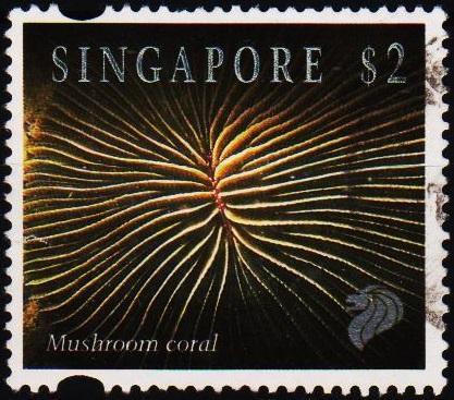 Singapore. 1994 $2 S.G.751 Fine Used
