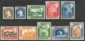 Aden-Kathiri # 29-38  Sultan Hussein   (10)  Unused VLH