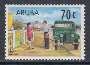 Aruba 145 MNH VF