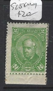 ARGENTINA (P1204B)  2C  SG 58  MOG