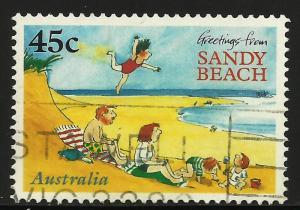 Australia 1996 Scott# 1545 Used