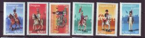 J20475 Jlstamps 2004 france set mnh #3033-8 military