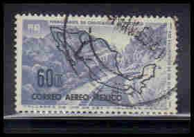 Mexico Used Very Fine ZA5561