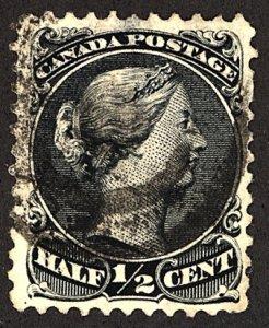 Canada #21 Used