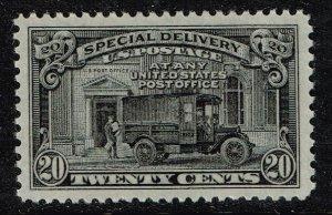 US STAMP BOB # E19 20c Special Delivery 1925-51 MNH/OG XFS SUPERB