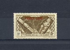 French Polynesia Scott 135 VF    [ID#422986]