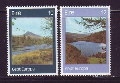Ireland Sc 413-14 1977 Europa stamp set mint NH