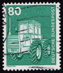 Germany #1178 Tractor; Used (0.25)