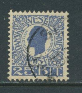 Danish West Indies 34 Used