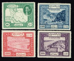 IRAN PERSIA MINT STAMP COLLECTION LOT  #S6
