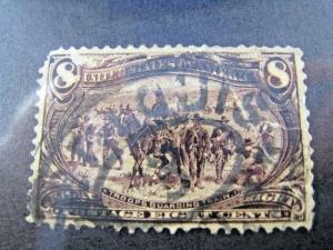 U.S. SCOTT #289    Used   (kb289)