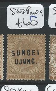 MALAYA SUNGEI UJONG (P0510B) QV 2C  SG 29  MOG