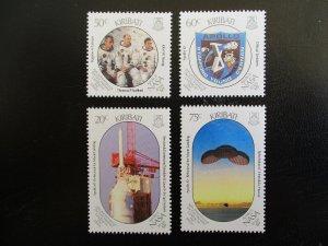 Kiribati #517-20 Mint Never Hinged (M7N4) - Stamp Lives Matter!