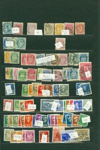 EDW1949SELL : NORWAY Very clean Mint & Used collection in nice order. Many NH