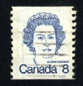 Can #604   -1   u   VF 1974 PD