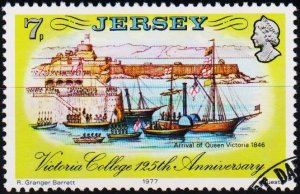 Jersey. 1977 7p S.G.179 Fine Used