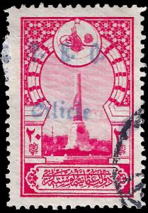Cilicia 1919 YT 68 u f-vf
