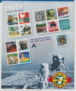 United States  SC  3188 Full Sheet