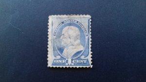 United States Benjamin Franklin - New Design Used
