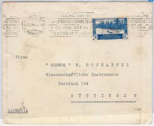 MARRUECOS  Morocco -  POSTAL HISTORY - COVER to GERMANY - Nice postmark! 1940's