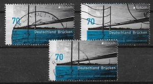 Germany used  - 2018 see scan for details more in auctions