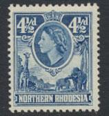 Northern Rhodesia  SG 67  SC# 67 MLH  see detail and scan