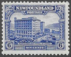 Newfoundland Scott Number 150 F H