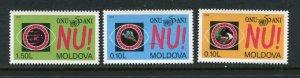 Moldova #182-4 MNH