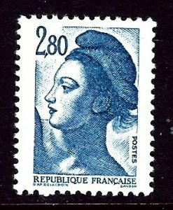 France 1885 MH 1983 issue    (ap3780)
