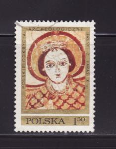 Poland 1804 U Art, Fresco, Archangel Michael