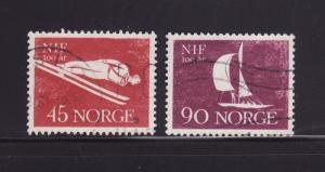 Norway 391-392 U Sports