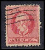 Cuba Used Fine ZA5262
