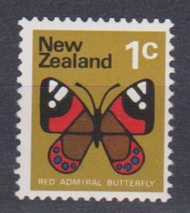 New Zealand #439 MNH F-VF  (B2454)
