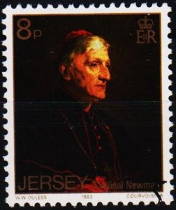 Jersey. 1983 8p S.G.320 Fine Used
