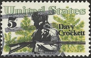# 1330 USED DAVY CROCKETT