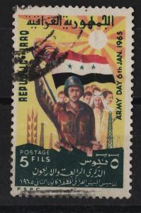 Iraq 1965 Army Day 5f (1/3) USED
